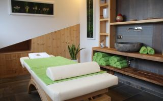 The place for massages in the Moserwirt SPA area in Maria Alm